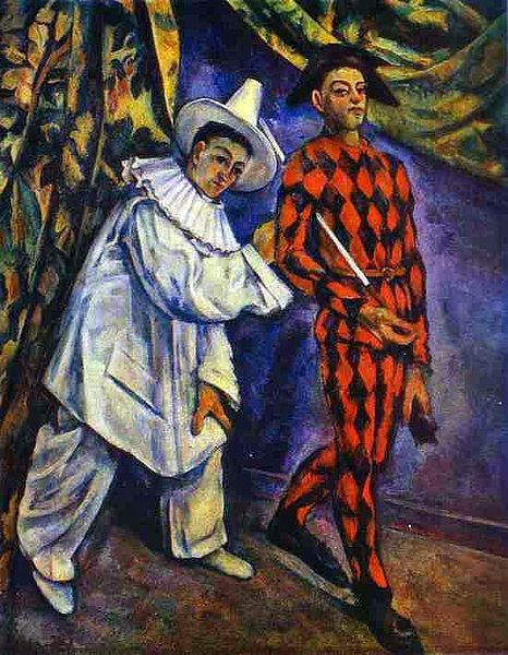 466px-paul_cezanne-_pierrot_and_harlequin3
